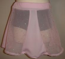 Style #2580 Ballet Inset Skirt