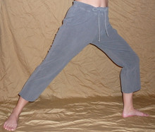 Style #1124 Capri Drawstring Yoga-Dance Pants