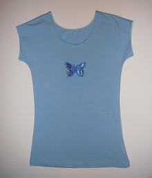 Style #2114 Butterfly Shirt