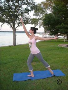 Style #1123 Capri Dance-Yoga Pants