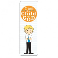 I am a Child of God Boy Bookmark