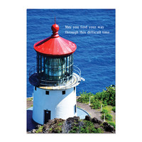 Find Your Way Greeting Card