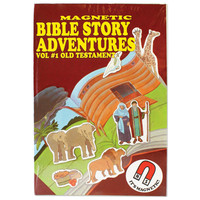 Magnetic Bible Story Adventures Vol #1 Old Testiment