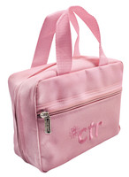 CTR Pink Chunky Flower Scripture Case
