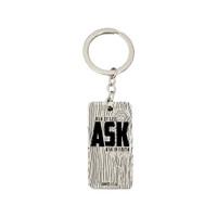 Ask of God Key Tag