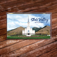 Star Valley Wyoming Recommend Holder