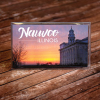 Nauvoo Sunset Recommend Holder