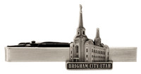 Brigham City Utah Temple Tie Bar