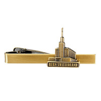 Bern Switzerland Temple Clip Gold