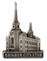 Brigham City Utah Temple Pin