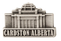 Cardston Alberta Temple Pin