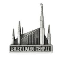 Boise Idaho Temple Pin