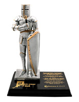 Armour of God Statue