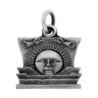 Nauvoo Sunstone Charm