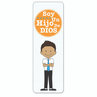 BOOKMARK, SPANISH Child of God BOY