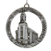 Cedar City Temple Ornament