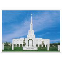 Toronto Ontario Temple 3X4