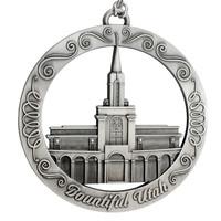 Bountiful Utah Temple Ornament