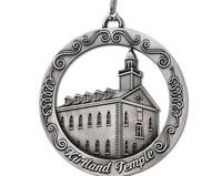 Kirtland Ohio Temple Ornament