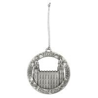 Manti Utah Temple Ornament