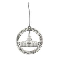 Sacramento California Temple Ornament