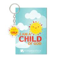Child of God Keytag