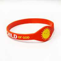 Child of God Silicone Bracelet - Medium