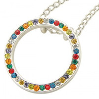 Young Women Value Circle Necklace