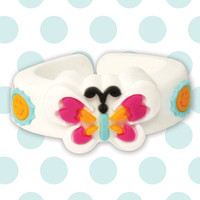 Butterfly Adjustable CTR Ring