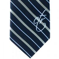 Boys' Navy/Grey CTR Tie