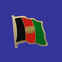AFGHANISTAN FLAG PIN