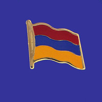 ARMENIA FLAG PIN