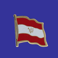 AUSTRIA FLAG PIN