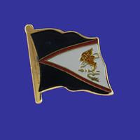 AMERICAN SAMOA FLAG PIN