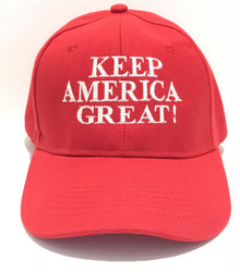 KEEP AMERICA GREAT! - PRESIDENT DONALD TRUMP 2020 ELECTION - Ball Cap / Hat