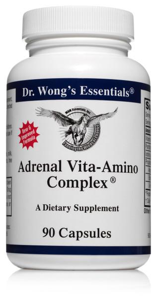 Adrenal Vita-Amino Complex®: 90 capsules