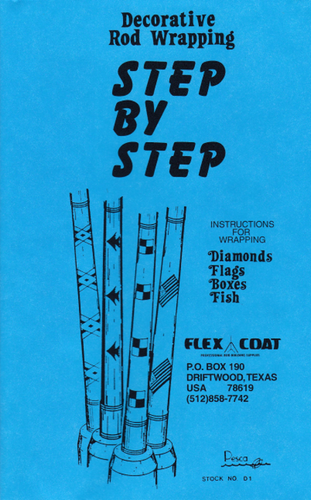 Book 1: Decorative Wrapping Guide Book I-Diamond, Flag, Box, Fish