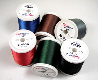 950yds (1oz) ProWrap Nylon Size A Rod Wrapping Thread