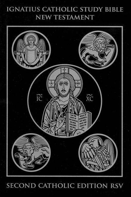 Ignatius Catholic Study Bible New Testament - Hardcover