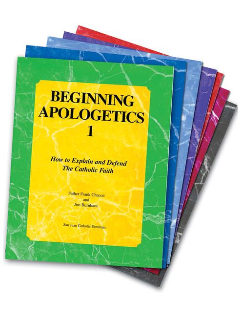 Beginning Apologetics Super Set