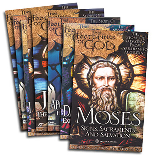 Footprints Of God - The Complete DVD Collection
