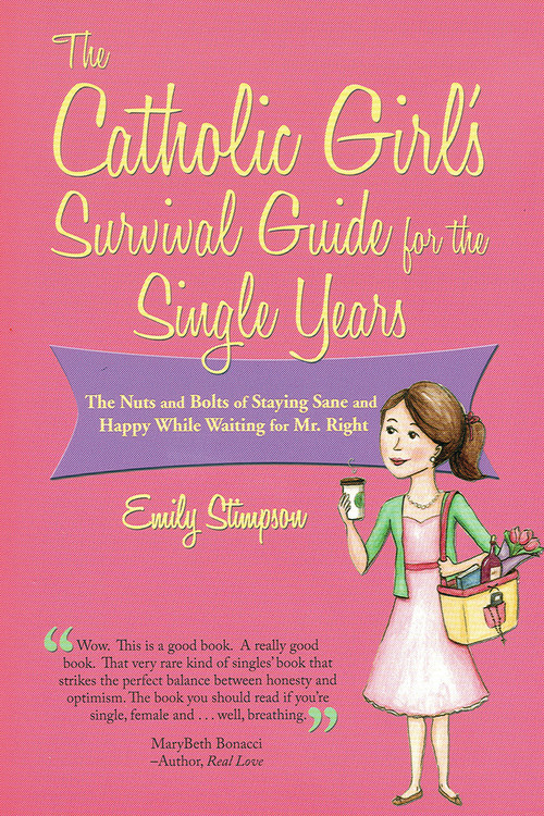 aquilla single catholic girls Helping single catholic women find 'mr good' saturday book pick: emily  stimpson's 'the catholic girl's survival guide for the single years.