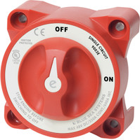 Blue Sea Systems e-Series Battery Switch Single Circuit ON/OFF