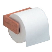 Whitecap Solid Teak Toilet Tissue Rack