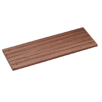 Whitecap  Large Teak Deck Step