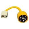 Marinco Telephone to Cordset Adapter  PH6600