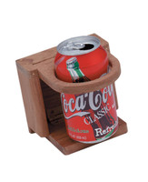 Whitecap Teak Folding Drink Holder