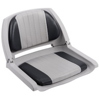 Wise Deluxe Molded Plastic Fold-Down Seat  WD139LS