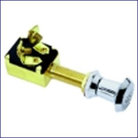Attwood 7563-6 Push-Pull Switch Off-On