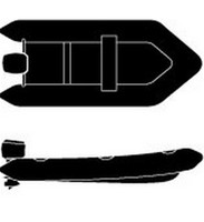 Attwood Inflatable Cover Boaters Best 15421